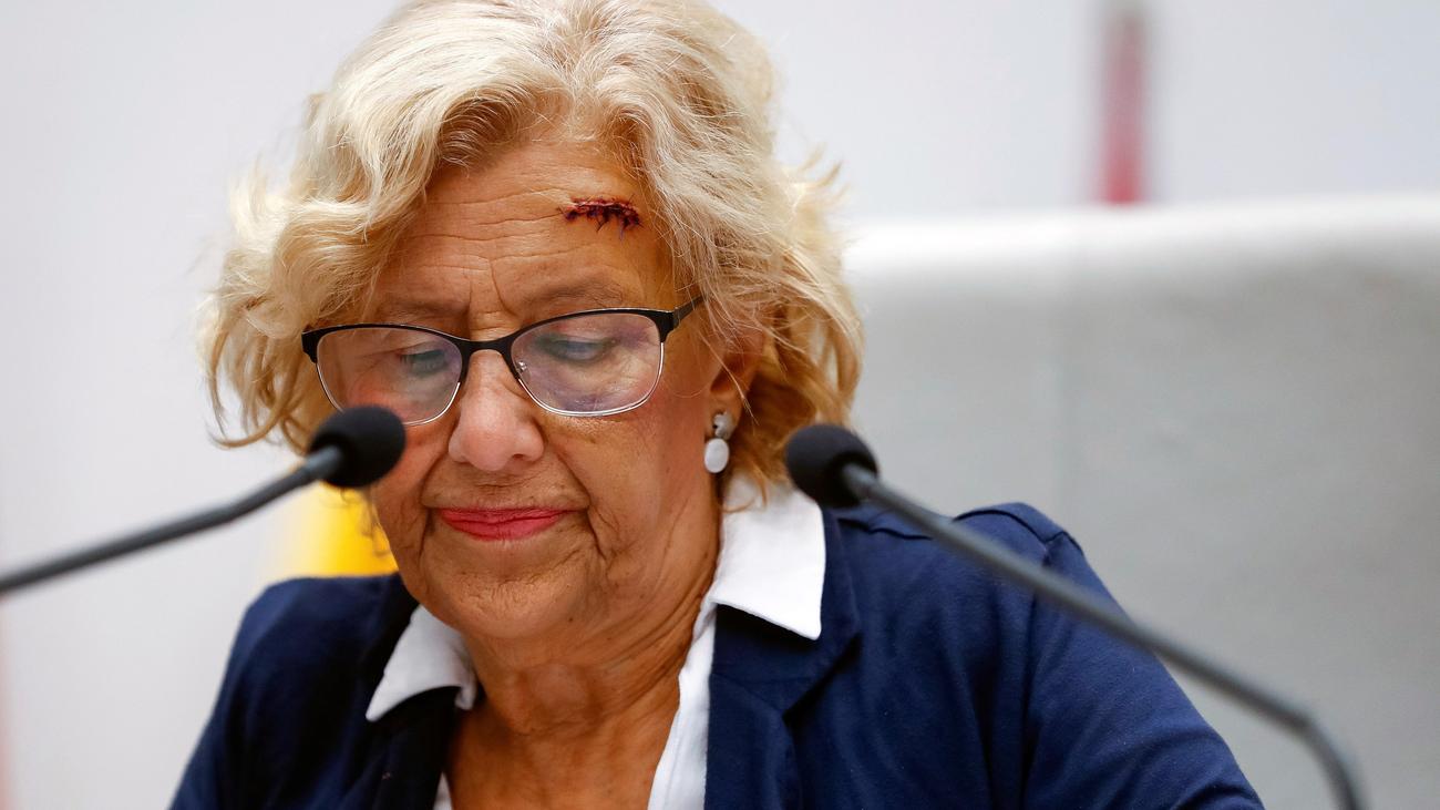 Carmena reaparece en el Debate del Estado de la Ciudad