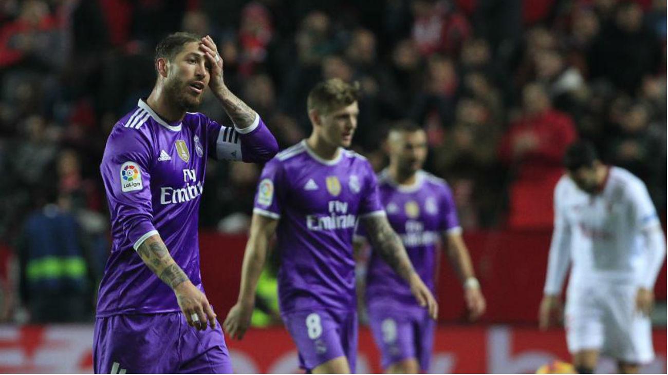 El Real Madrid, ante un duro examen en el Pizjuán