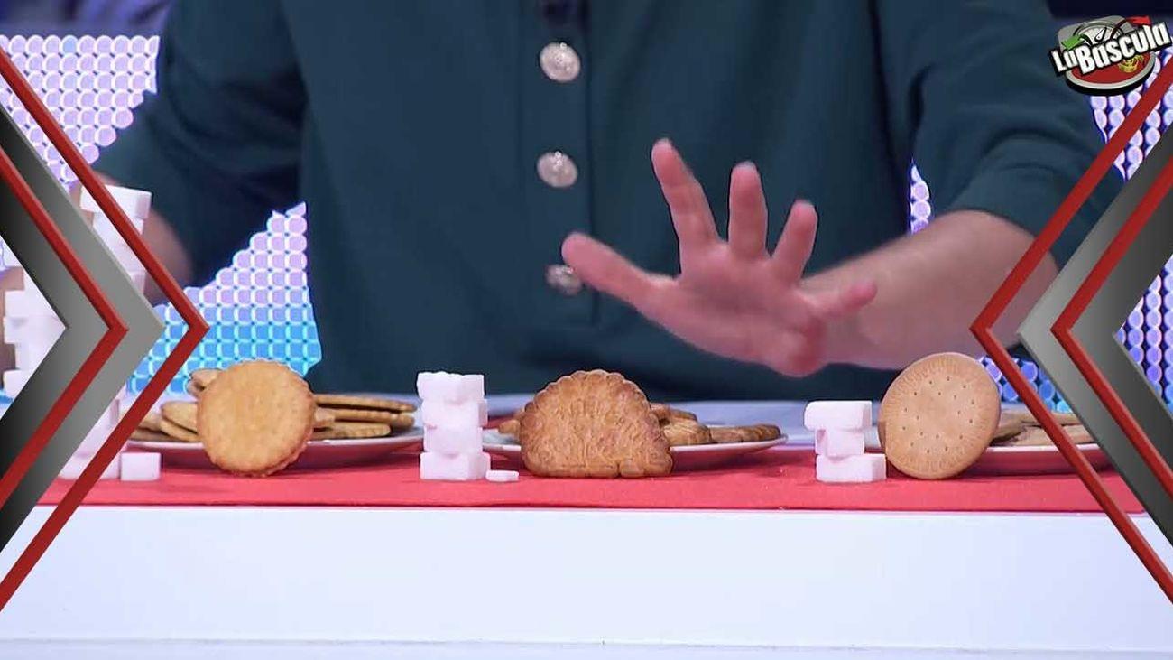 Las galletas infantiles y su contenido en azúcar