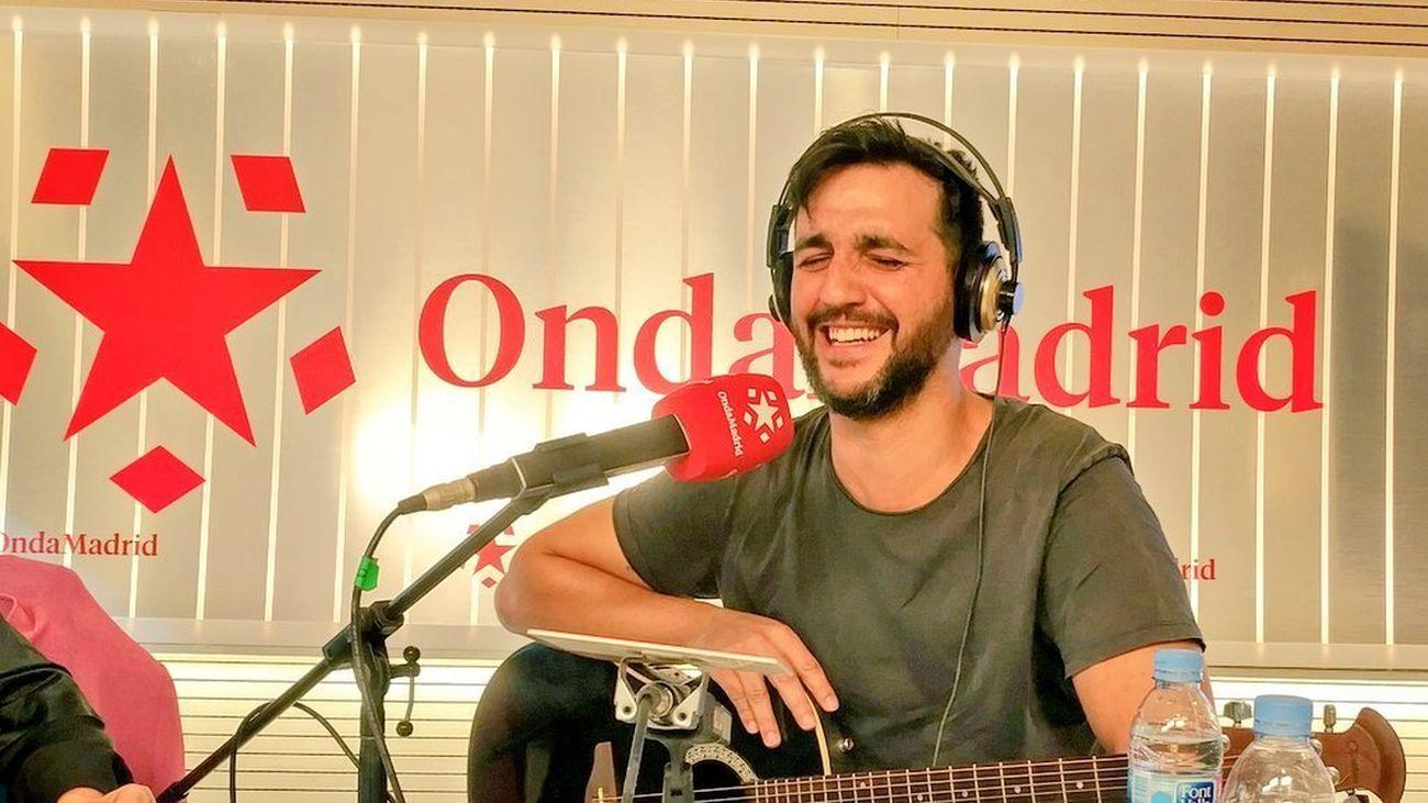 Fran Perea nos canta 'Destejiéndome'