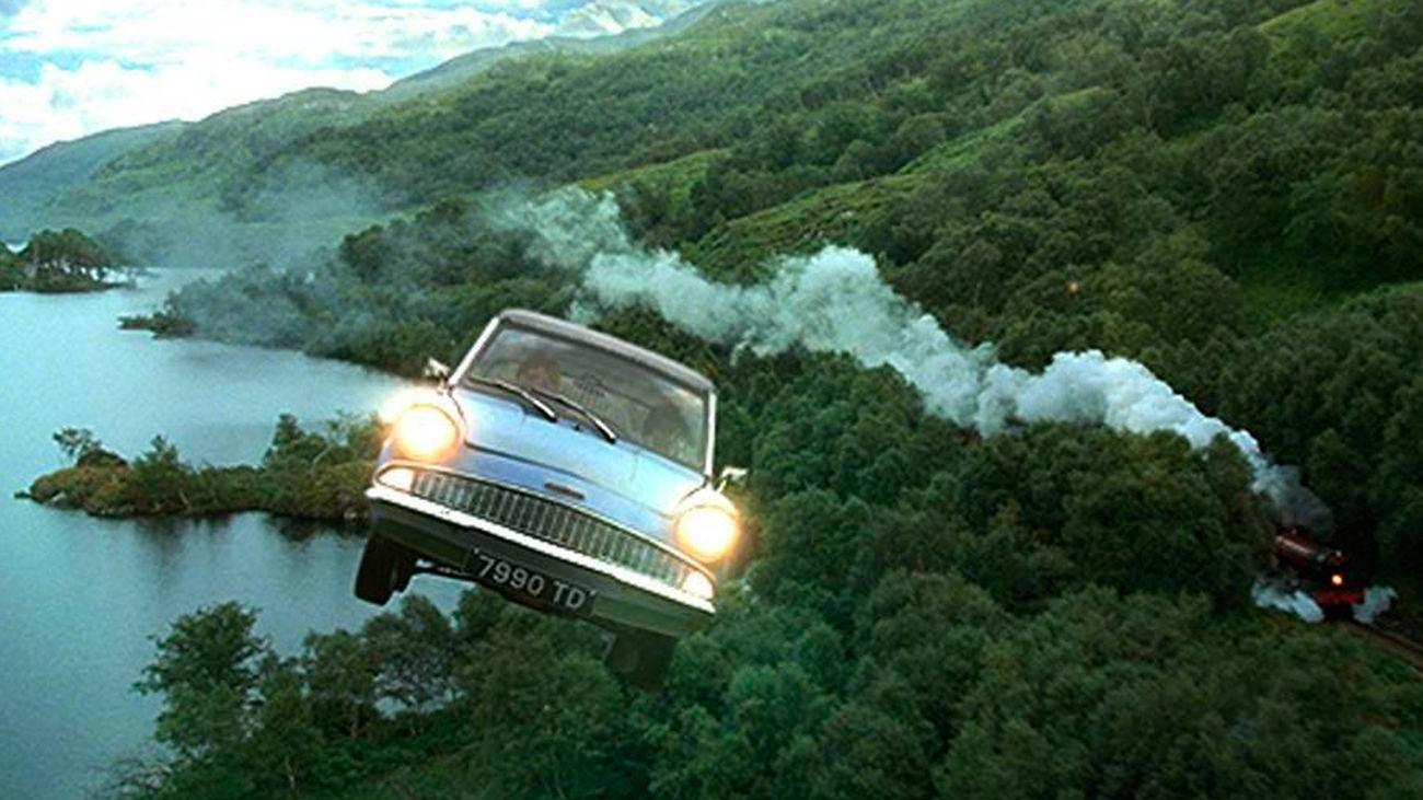 El coche volador ya es una realidad y saldrá al mercado en octubre