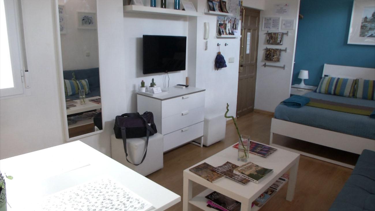 El boom de los pisos turísticos en Airbnb