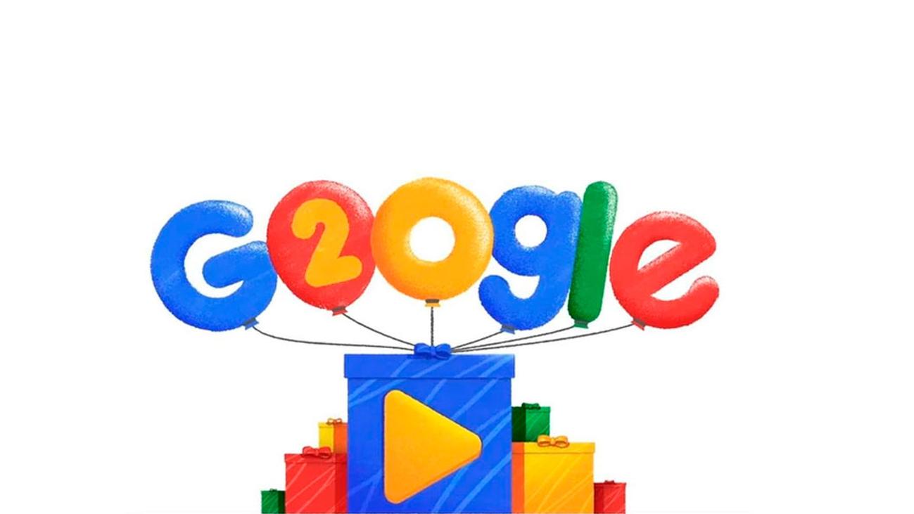 Google cumple 20 años: lo que empezó en un garaje californiano