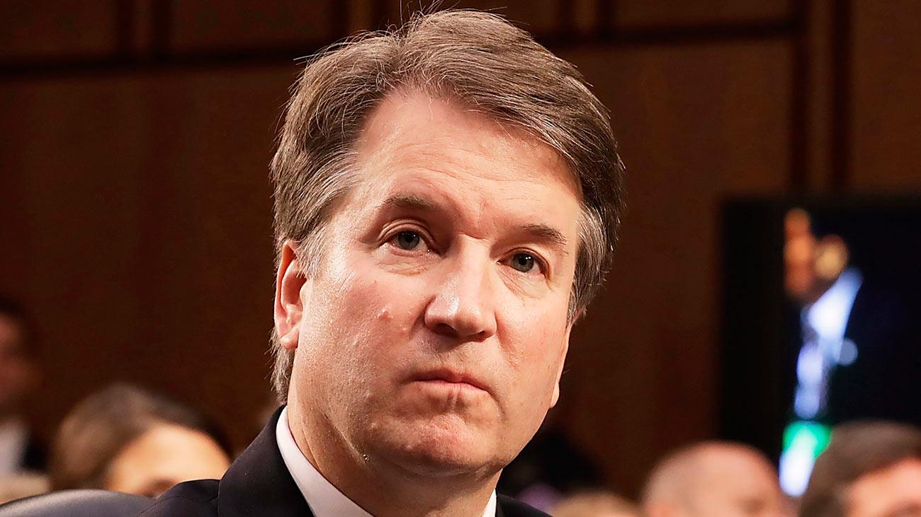 Trump vuelve a defender al juez Kavanaugh ante la acusación de violación