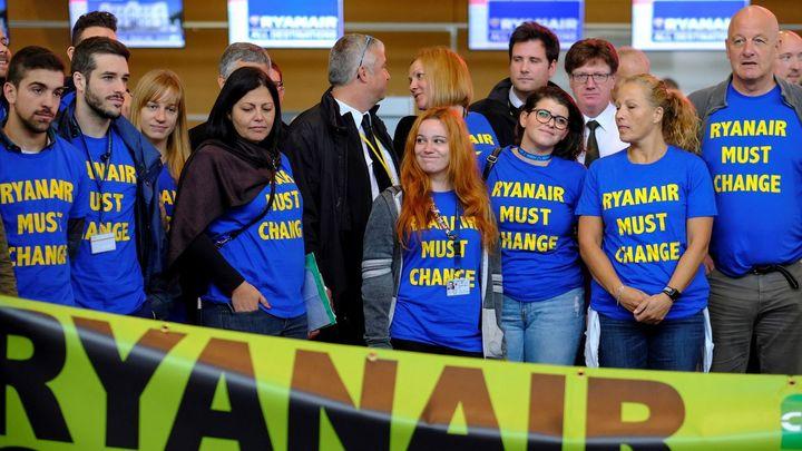 Nueva huelga en Ryanair: 250 vuelos cancelados , 30.000 pasajeros afectados
