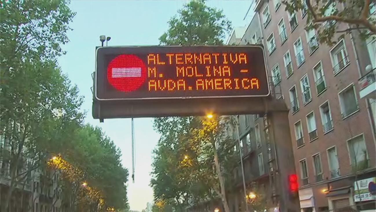 Se reabre el túnel de María de Molina