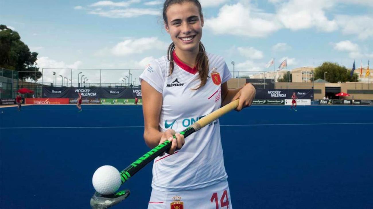 Alejandra Torres-Quevedo, la joya del hockey hierba