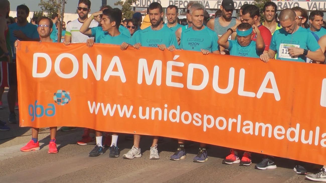 'Médula para Mateo', la carrera 100% solidaria