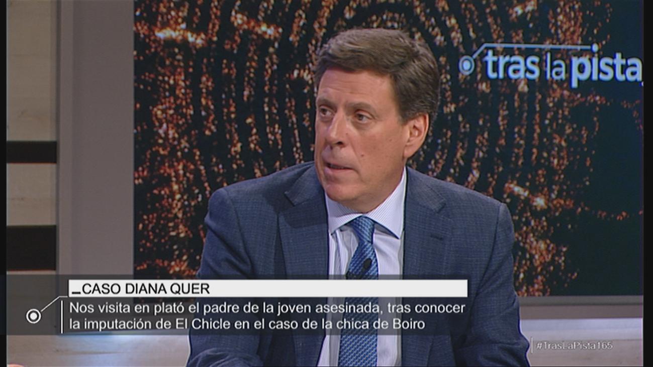 Juan Carlos Quer habla sobre la nueva imputación de 'El Chicle'