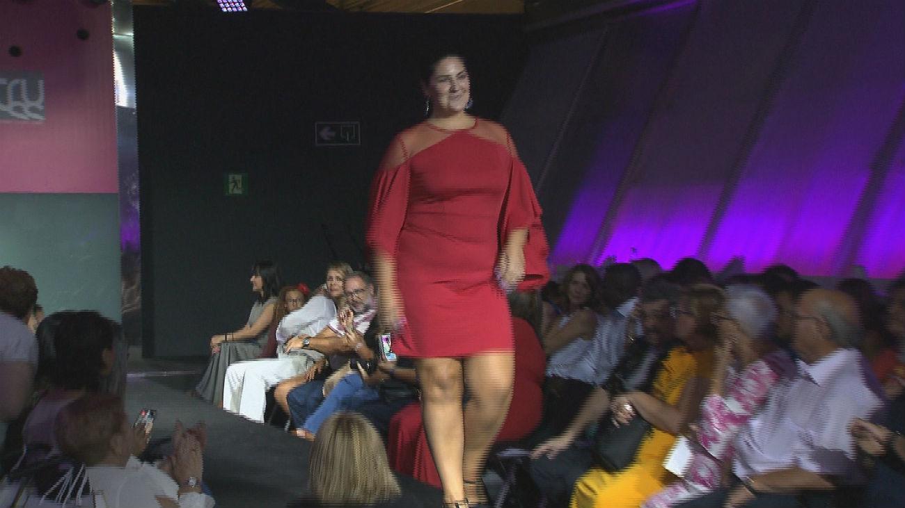 """Elección de """"Miss Curvy Madrid"""", belleza y simpatía"""