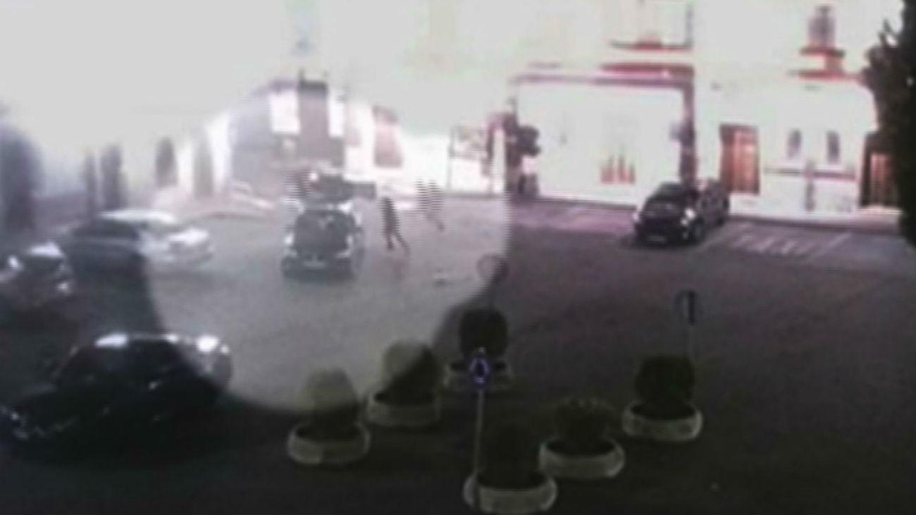 Un policía fuera de servicio impide el atraco a un cajero en Campo Real