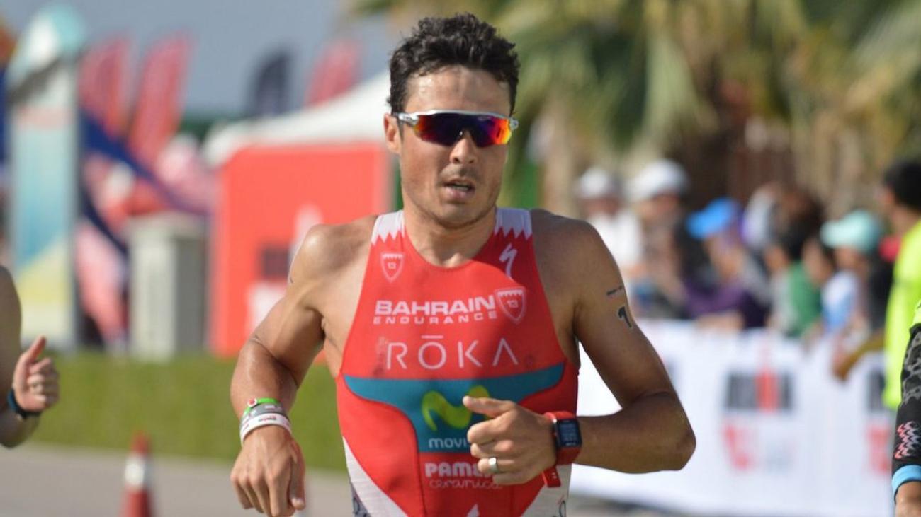 Gómez Noya, al Ironman más duro del mundo