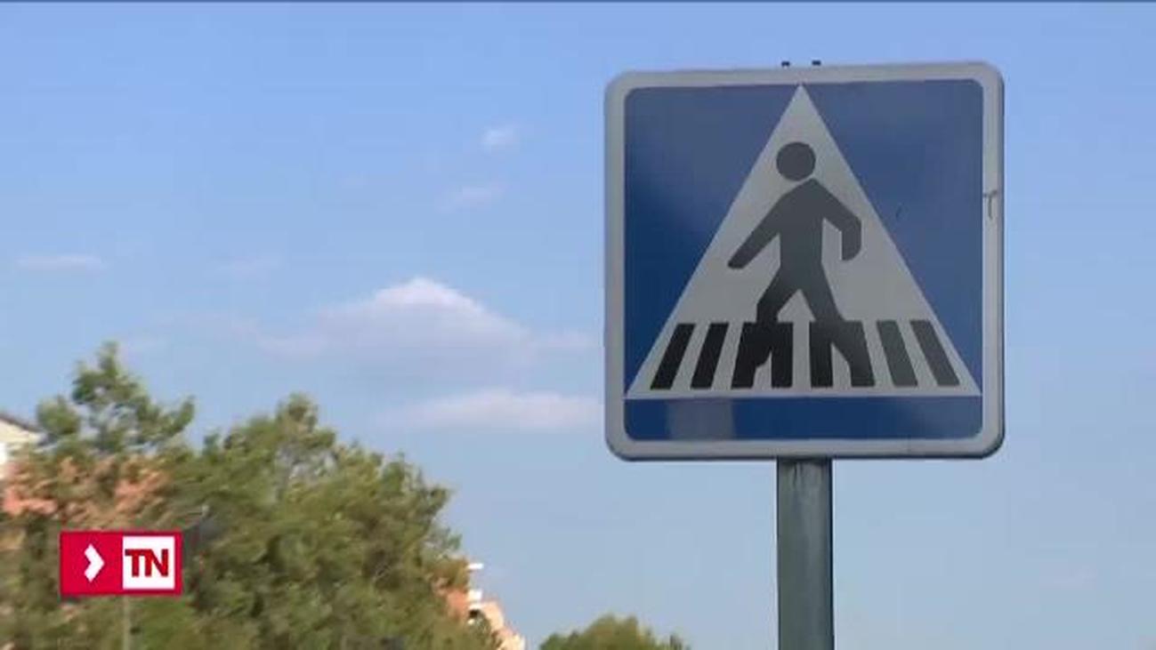Un bebé de cuatro meses grave tras ser atropellado en un paso de peatones en Leganés