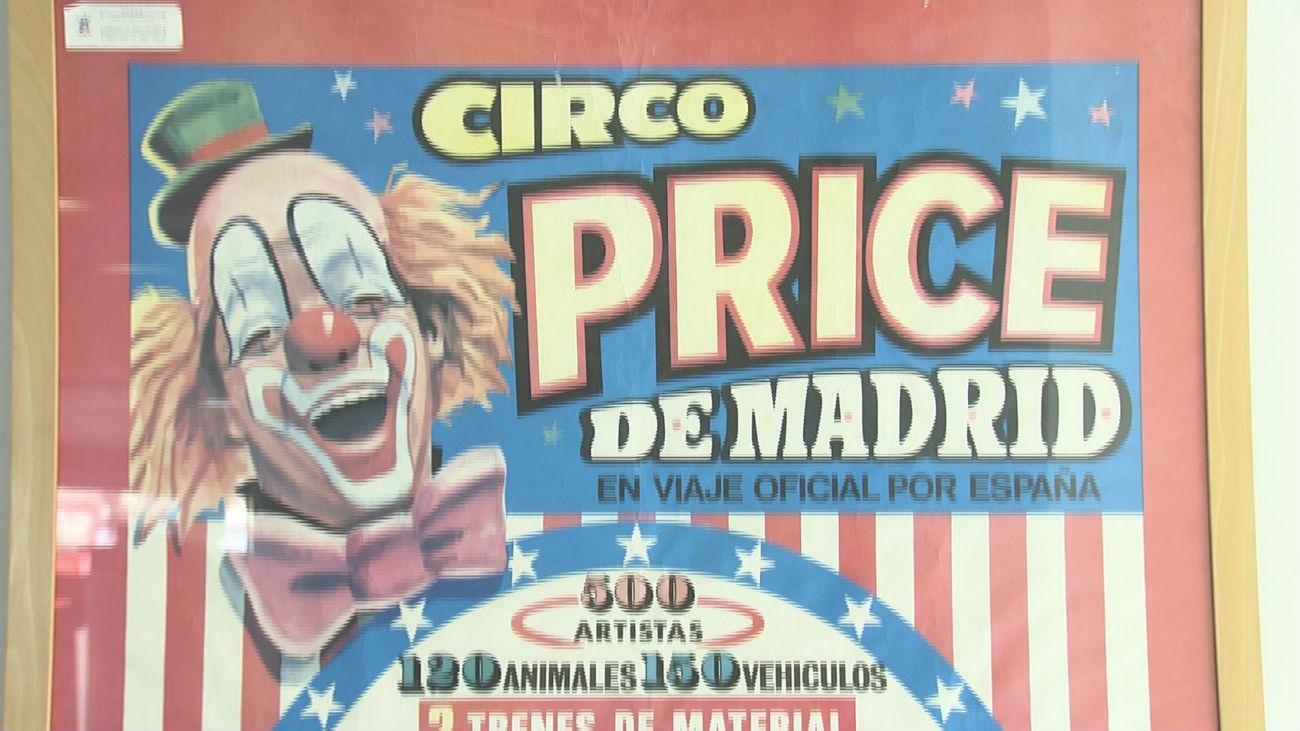 Las últimas funciones del circo Price