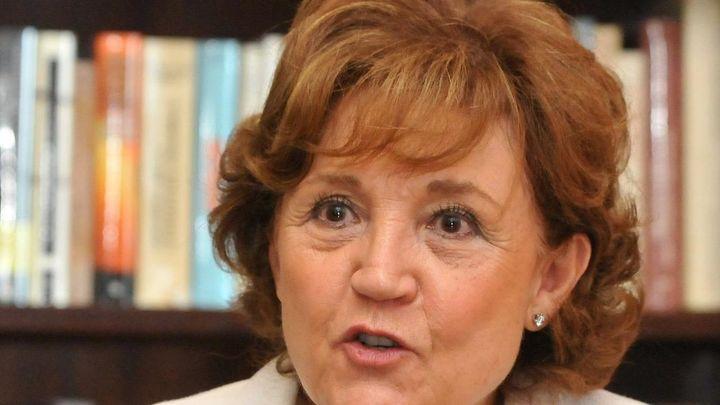 La Asamblea acuerda el cese de Carmen Caffarel como consejera de Telemadrid