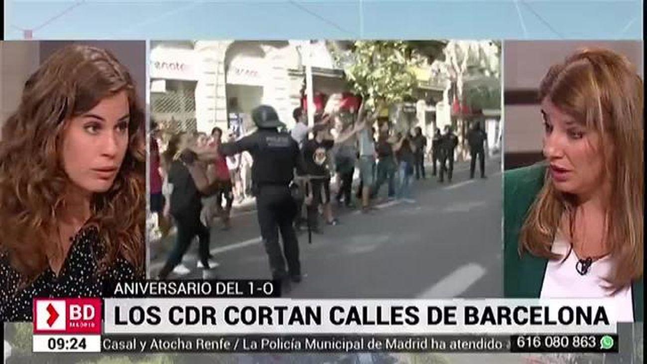 Buenos Días Madrid 01.10.2018
