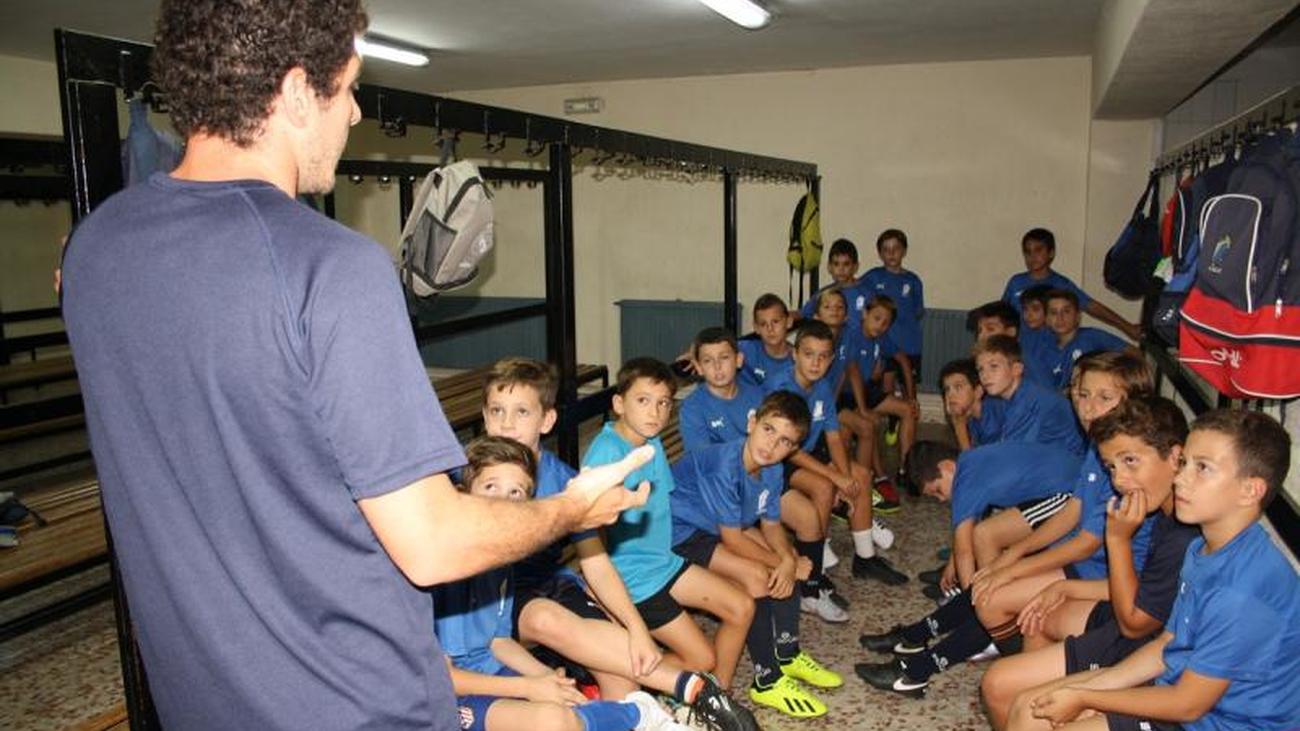 Colegio Valdeluz, cuando el fútbol es una pasión