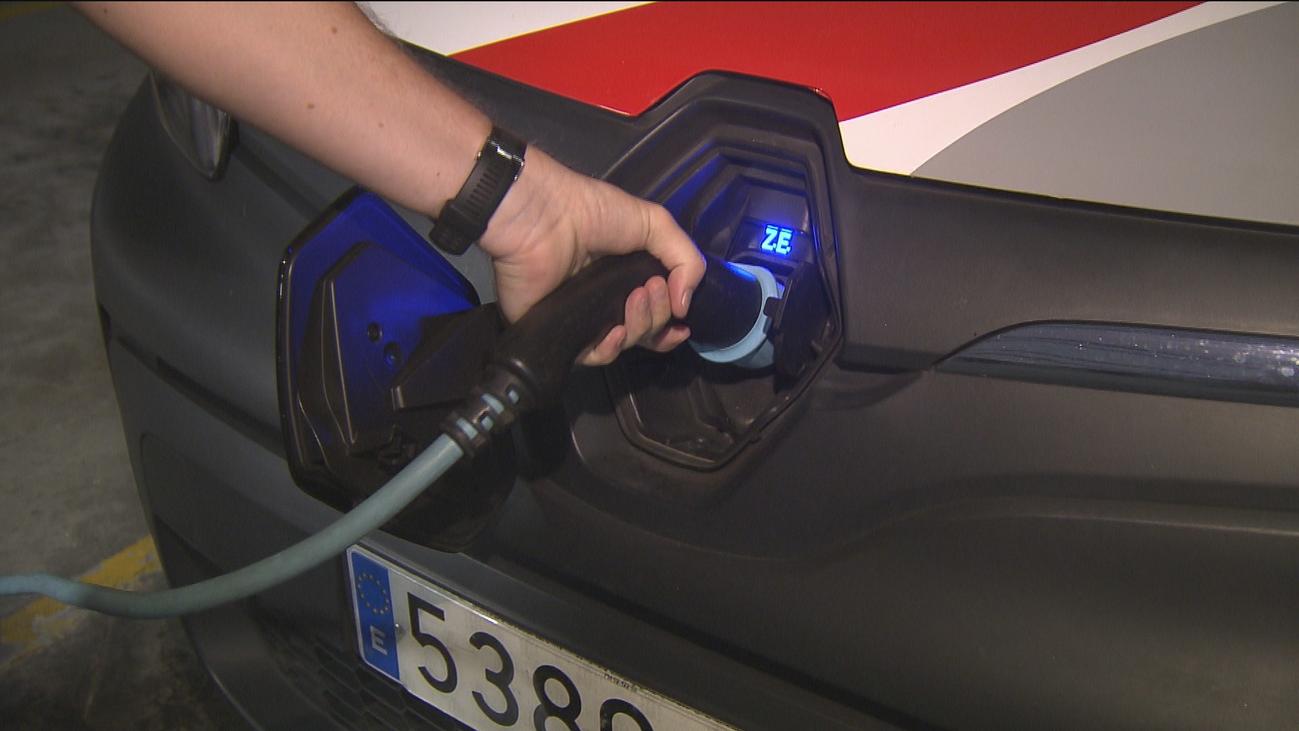 La Comunidad apoyará la instalación de puntos de recarga para vehículos eléctricos