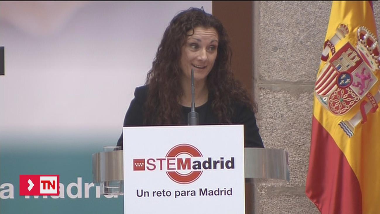 La Comunidad busca fomentar las vocaciones científicas y tecnológicas entres las alumnas