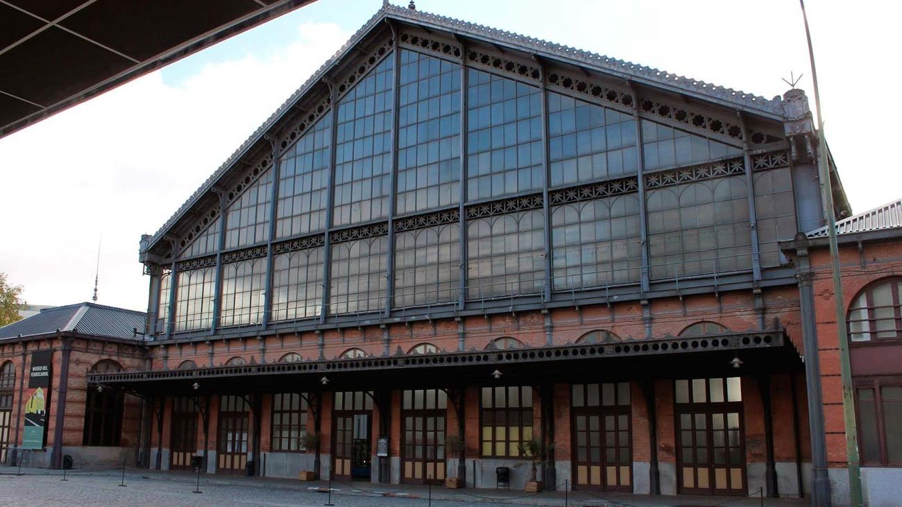 Primer paso para regenerar la antigua estación de Delicias con varios proyectos culturales