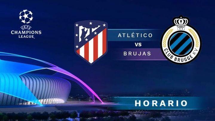 """Luis García: """"El Atlético es muy superior al Brujas"""""""