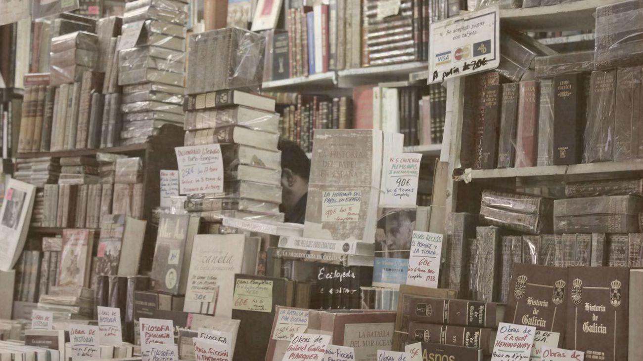 Librería, libros y libreros
