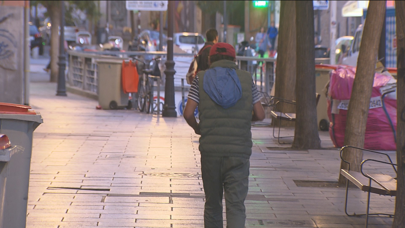 Los vecinos de Lavapiés denuncian que la heroína ha vuelto a sus calles