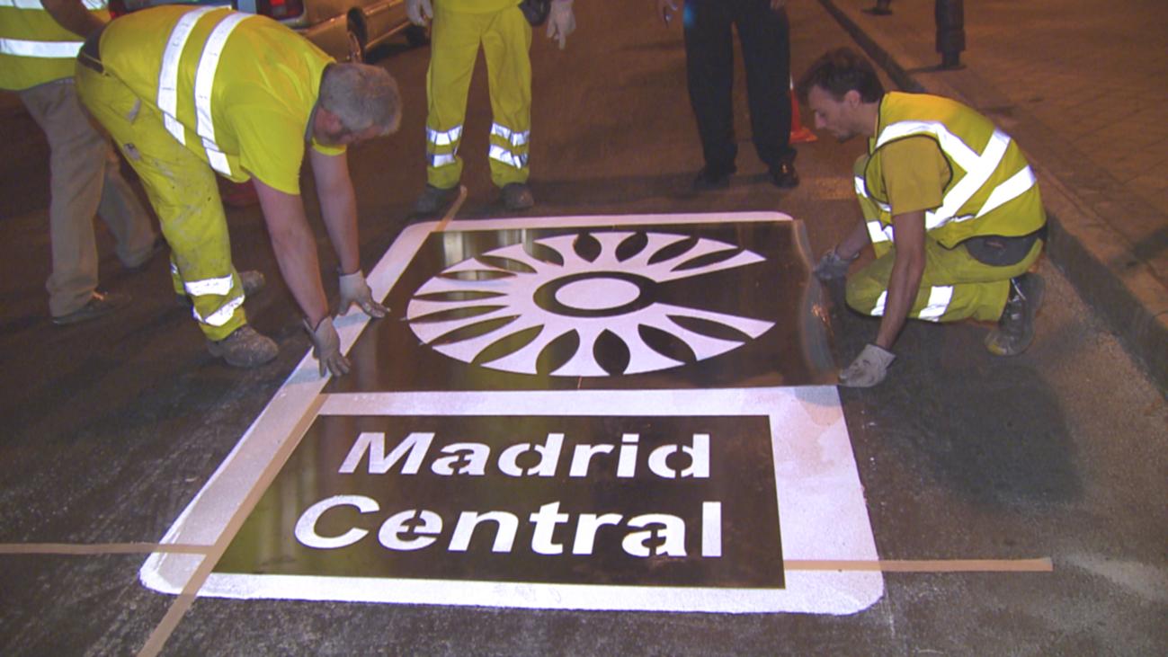 Nace la resistencia a Madrid Central