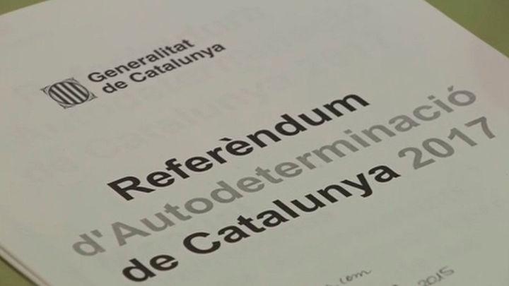 Primera sentencia en Europa contra las tesis independentistas catalanas