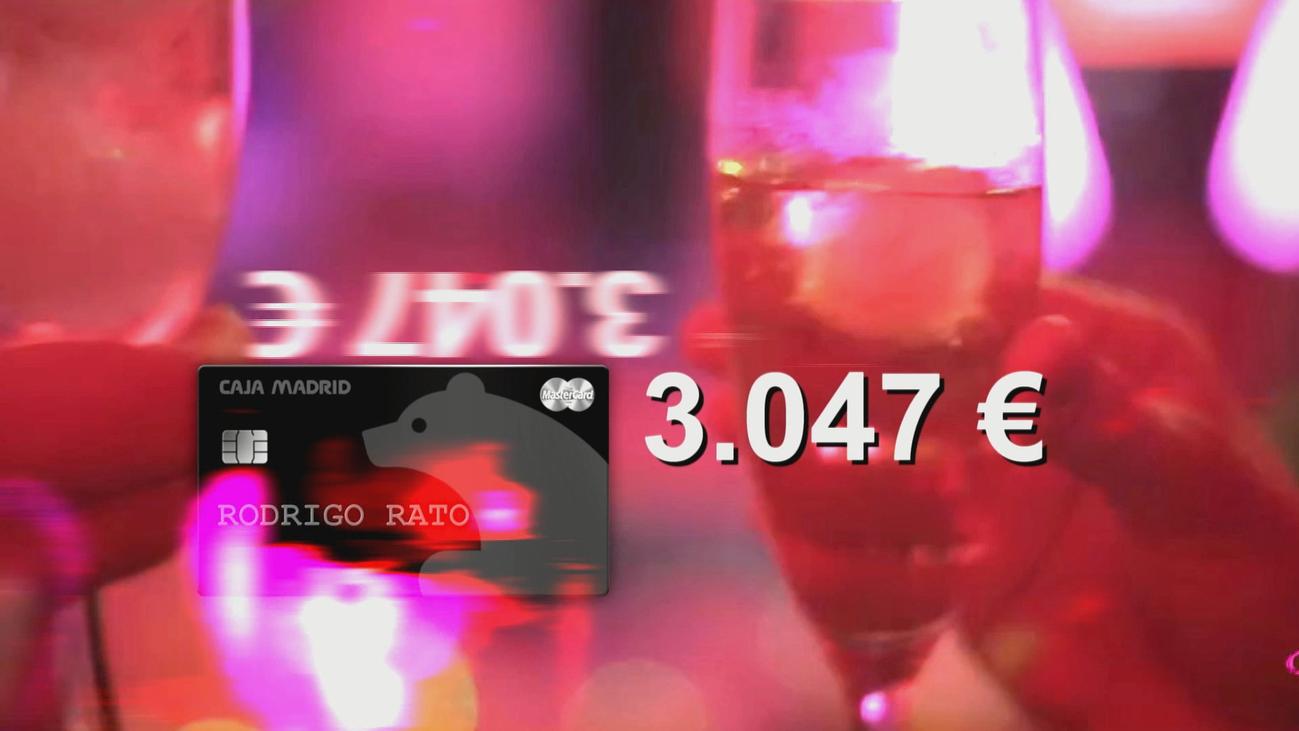 Así gastaron el dinero de las tarjetas black: lujos, caprichos y vicios