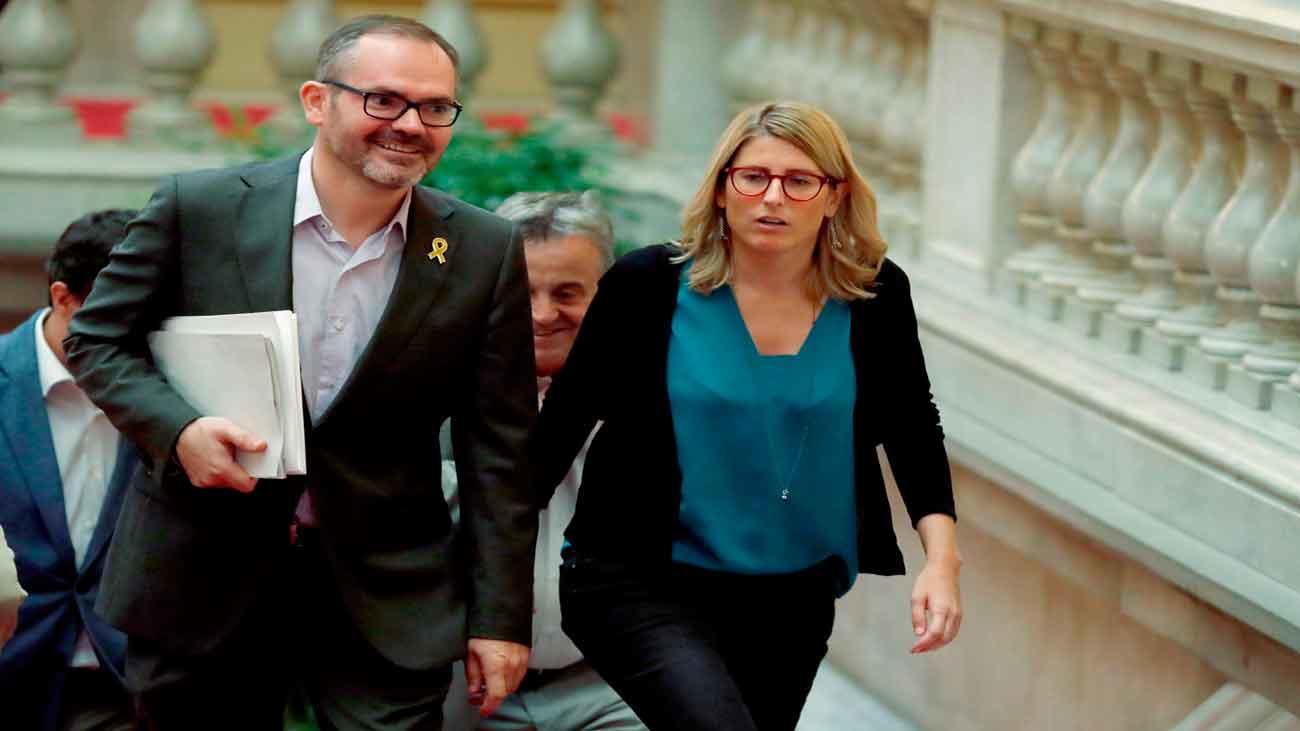 La legislatura catalana se tambalea