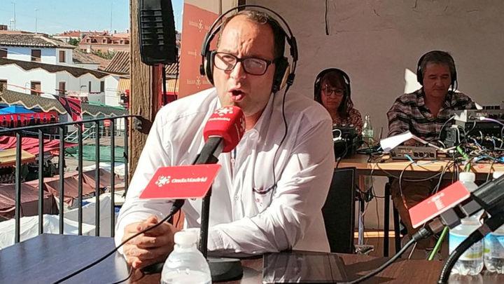 Entrevista a Serafín Faraldos, alcalde de Valdemoro