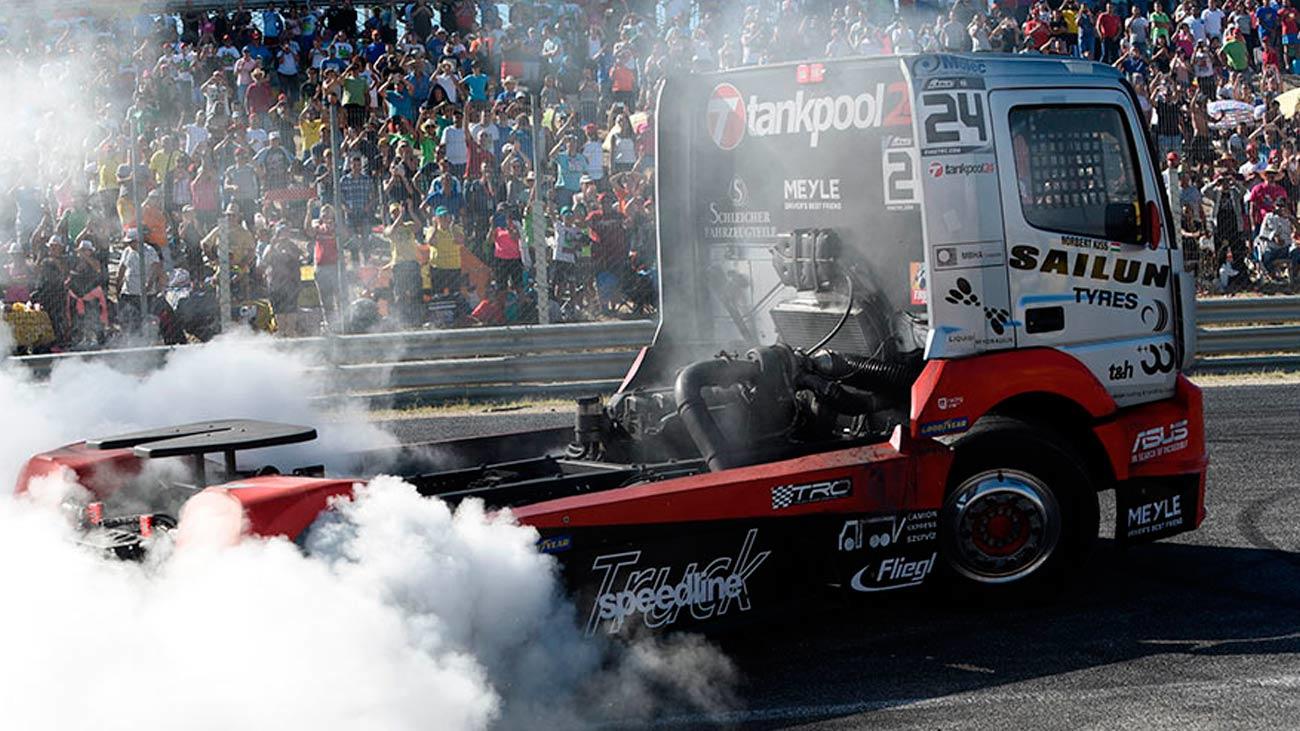 El Jarama acoge este domingo el Gran Premio del Camión