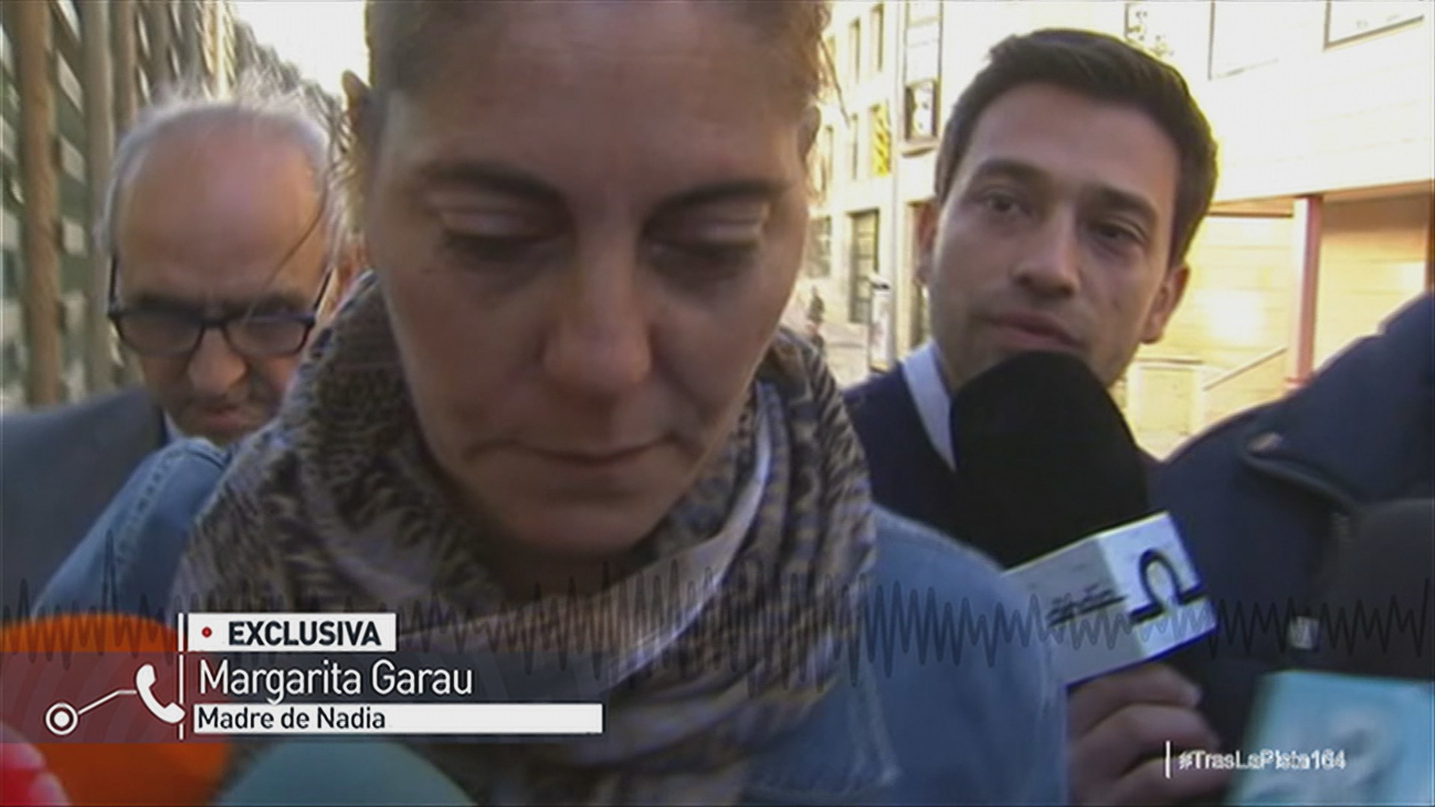 Las declaraciones de la madre de Nadia después del juicio, en exclusiva