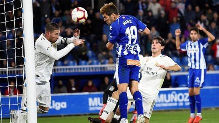 1-0. El Real Madrid profundiza su crisis en Vitoria