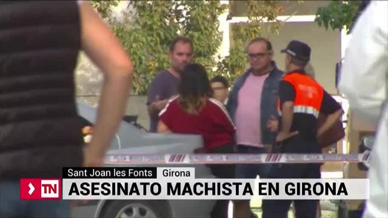 Hallan muerto al hombre que ha matado a una mujer en Sant Joan de les Fonts