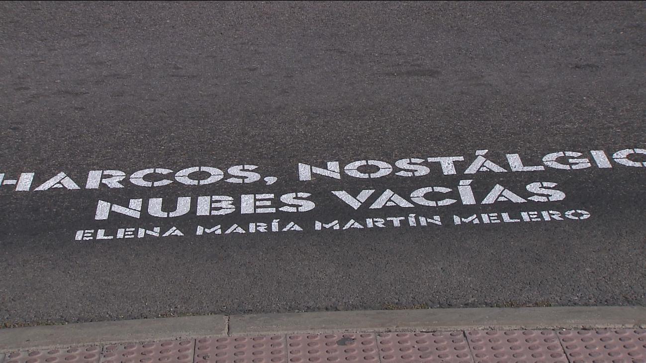 Poesía para los pasos de cebra de Madrid