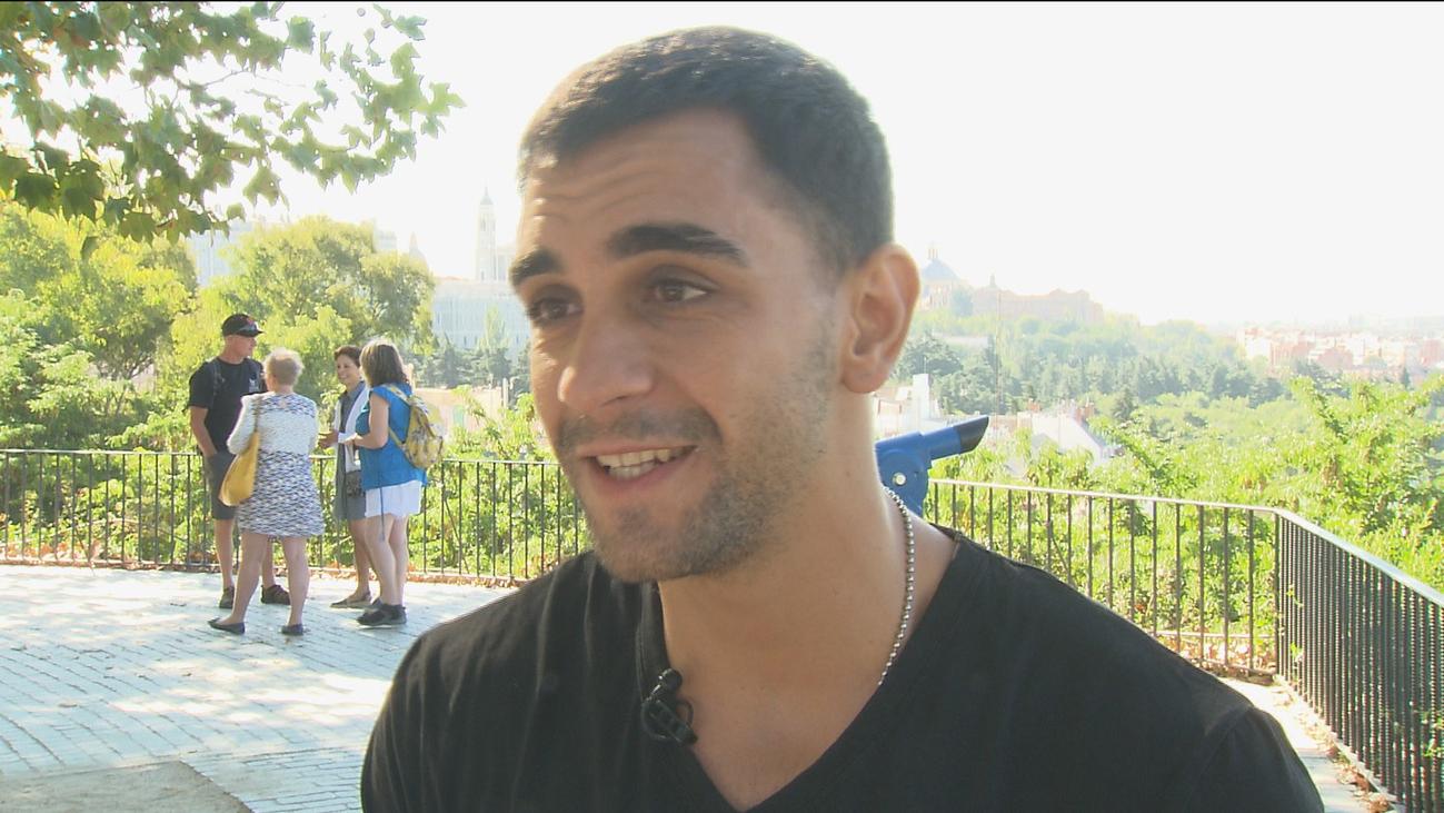 Hablamos con César Mateo, protagonista de 'La Víctima número 8'