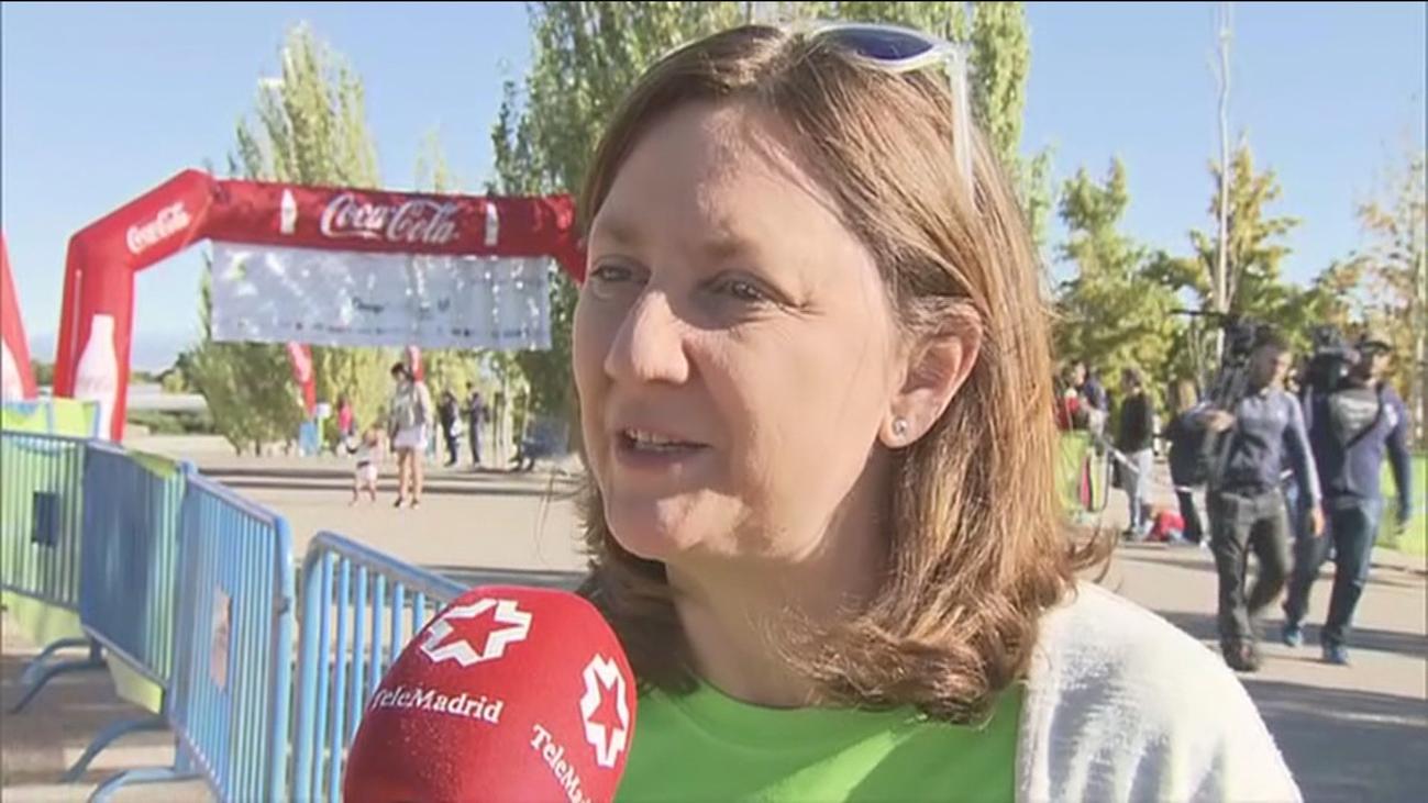Más de 4.000 personas corren por la inclusión en la Carrera de Down Madrid