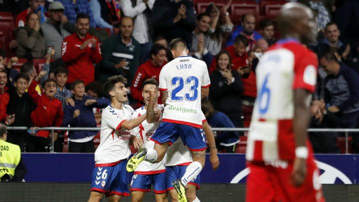 2-1. El Rayo Majadahonda se lleva una victoria de oro ante el Sporting