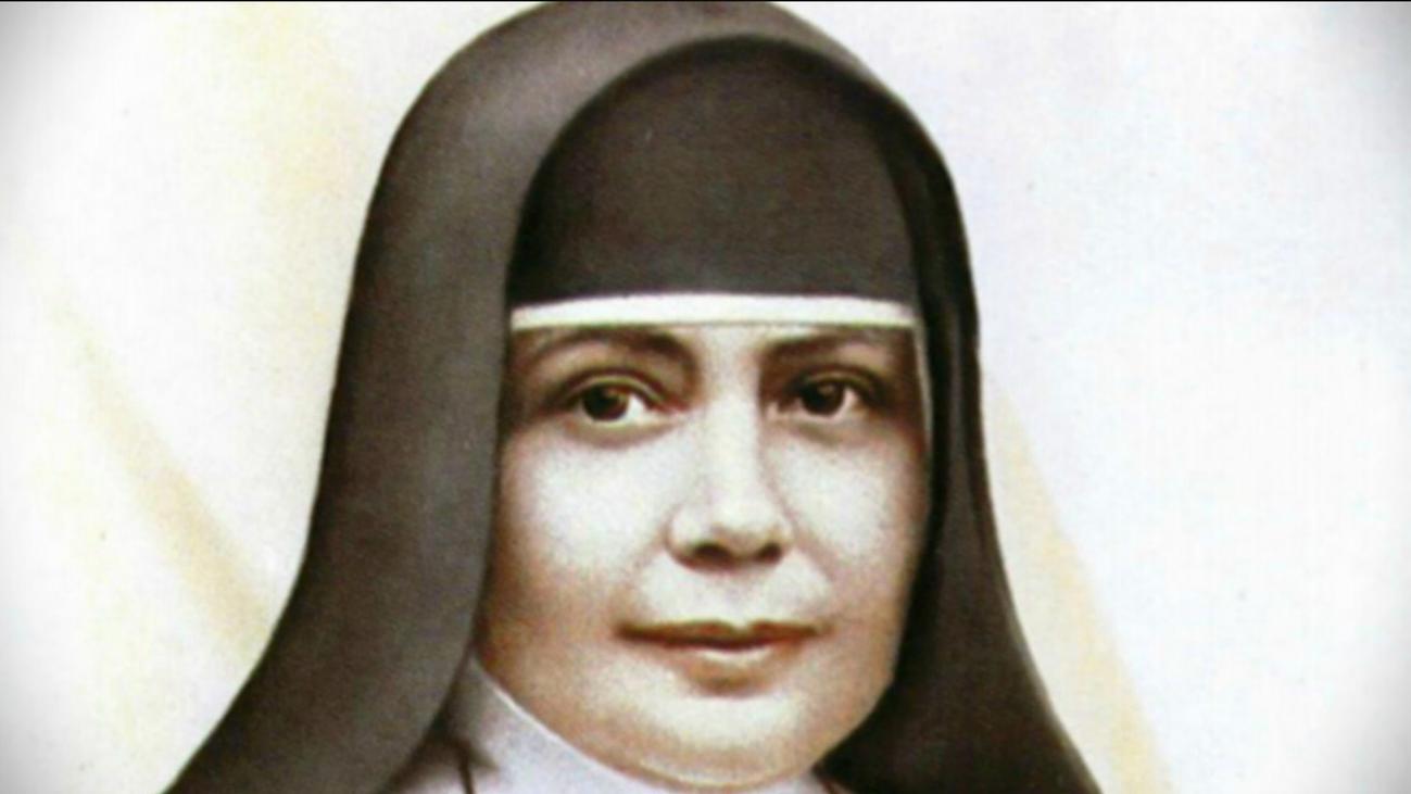 La Madre Nazaria será canonizada el próximo domingo