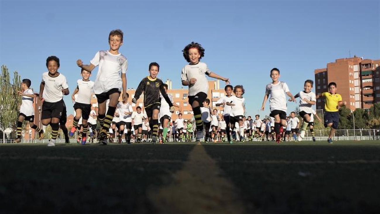 AD Villaverde Bajo, escuela de fútbol