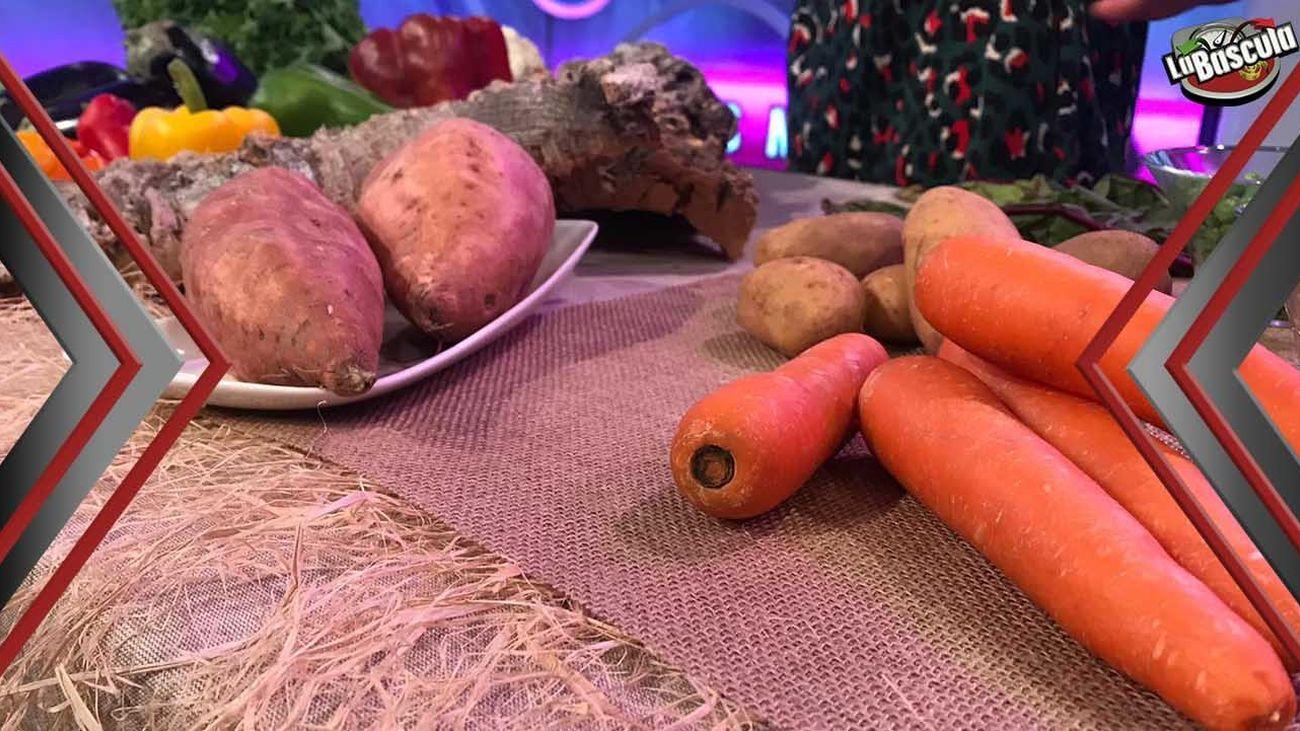 Las verduras y legumbres son muy diferentes, ¿conoces sus propiedades?