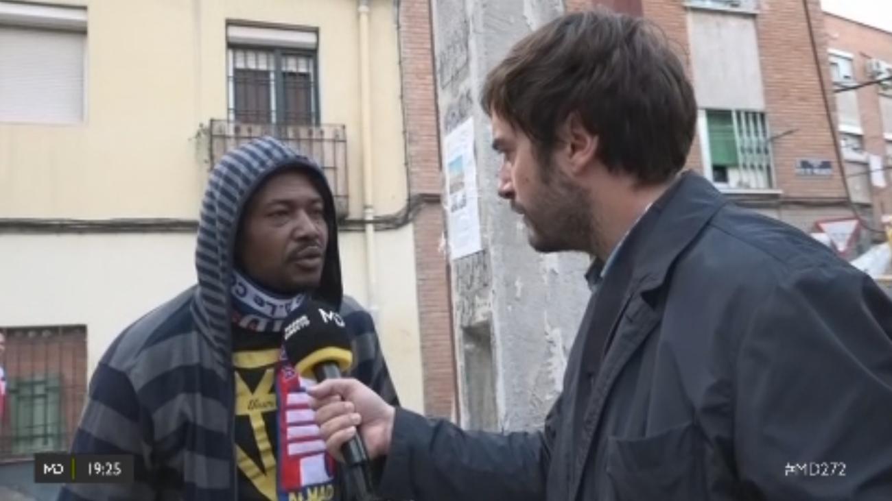 Vuelven a okupar el narco-solar desalojado en Vallecas