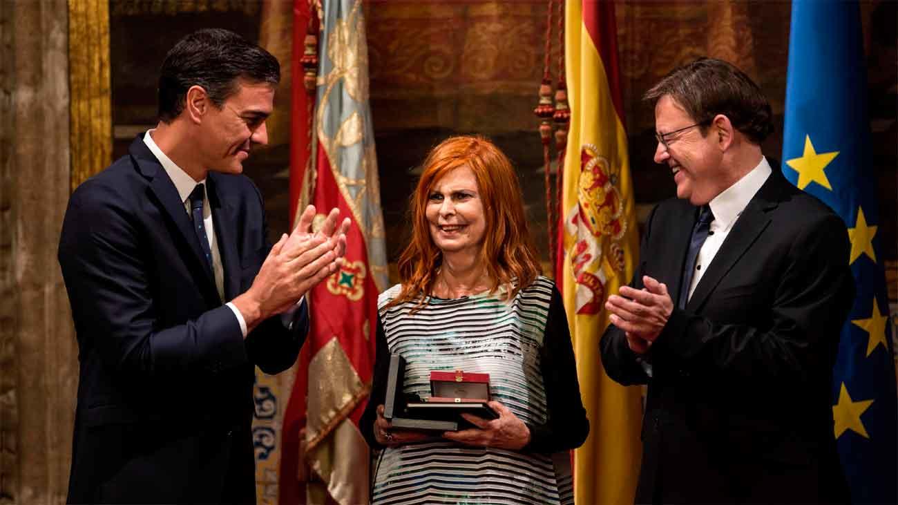 Sánchez pone a la Comunidad Valenciana como ejemplo de convivencia