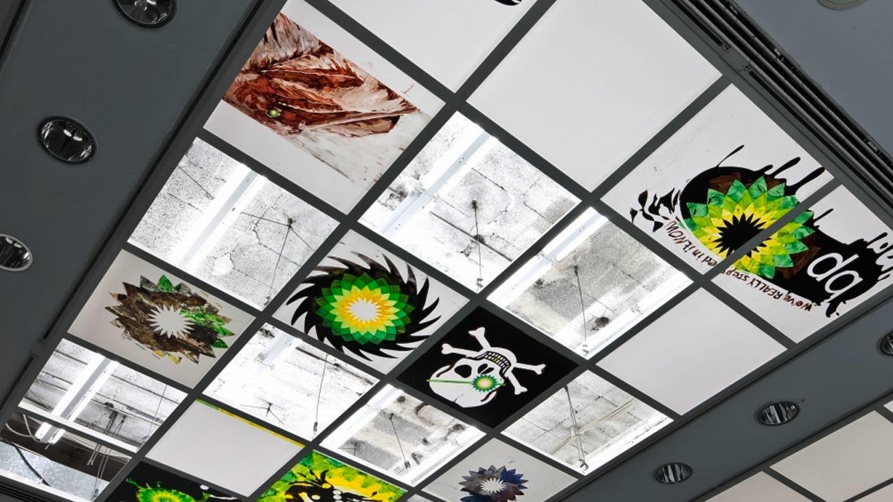 """El artista alemán, Dierk Schmidt: """"BP controló las imágenes de la contaminación en el Golfo de México"""""""
