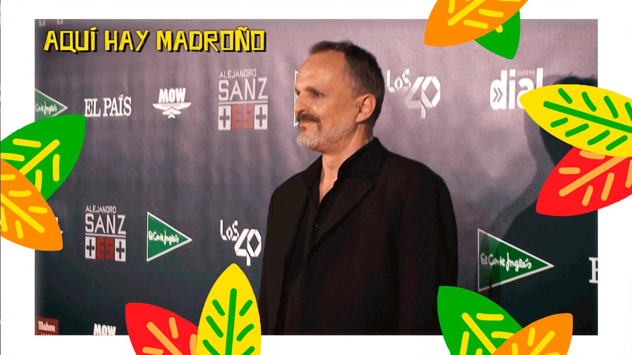 Miguel Bosé vuelve a España