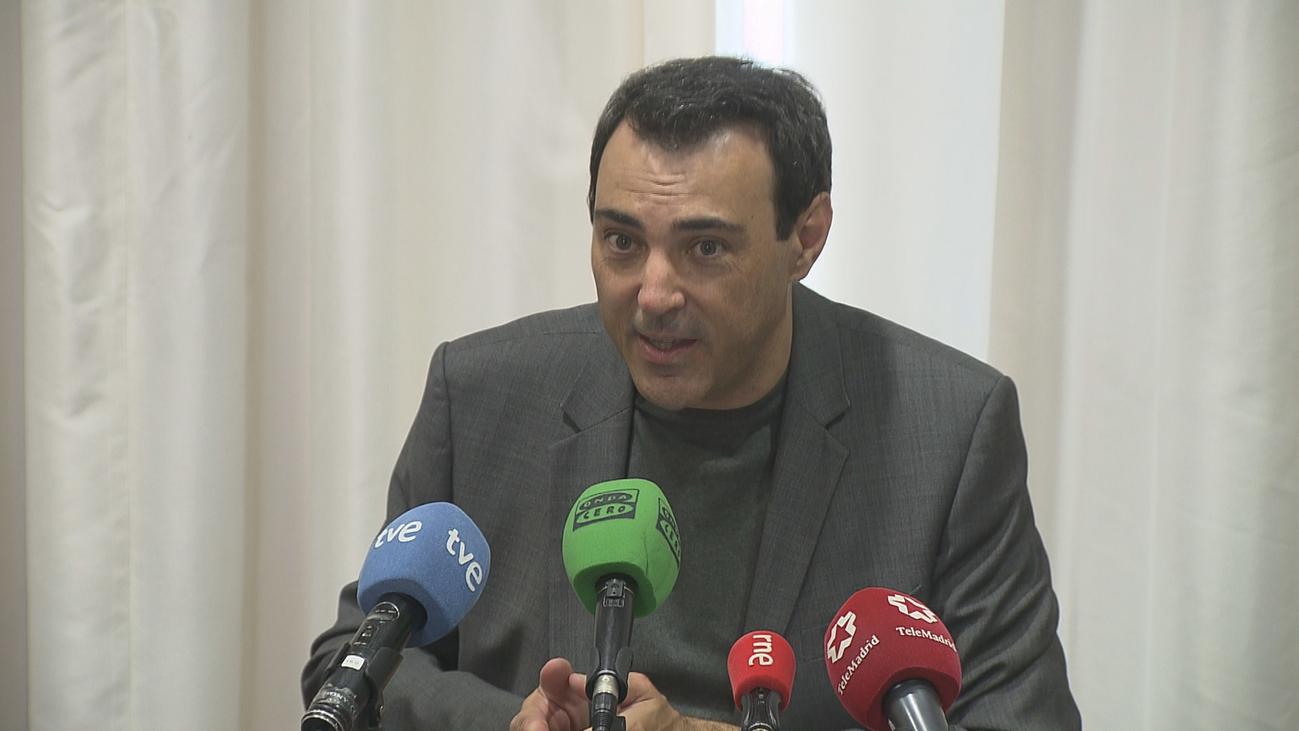 """Juan Carlos Bermejo presenta su """"precandidatura"""" para las primarias de C's en Madrid"""