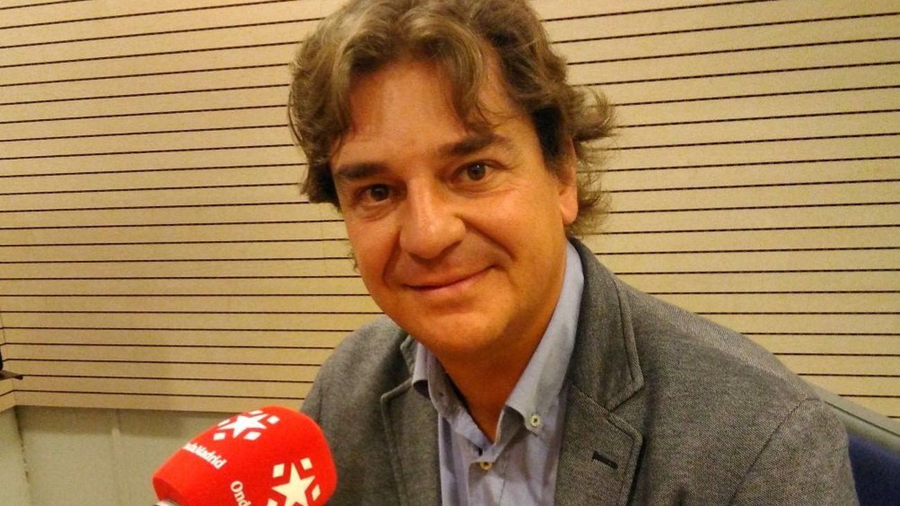 Entrevista a Javier Ayala, alcalde de Fuenlabrada