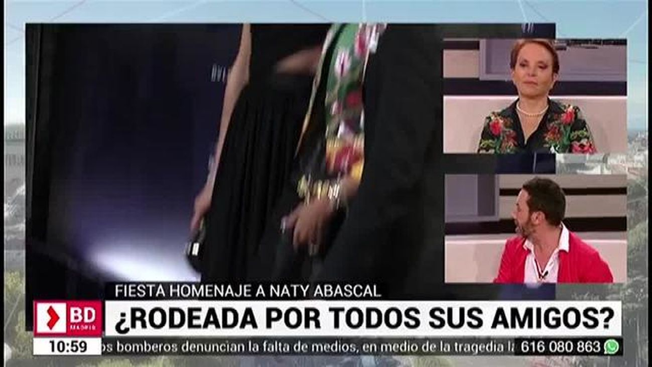 Buenos Días Madrid (10:30 - 11:30) 11.10.2018
